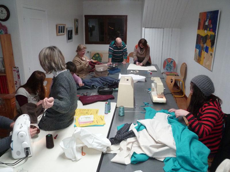 Atelier couture médiévale