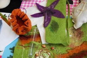 laine feutrée 1