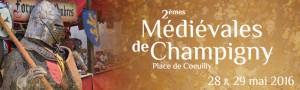 Fête Médiévale de Champigny 2016 @ Champigny-sur-Marne | Île-de-France | France