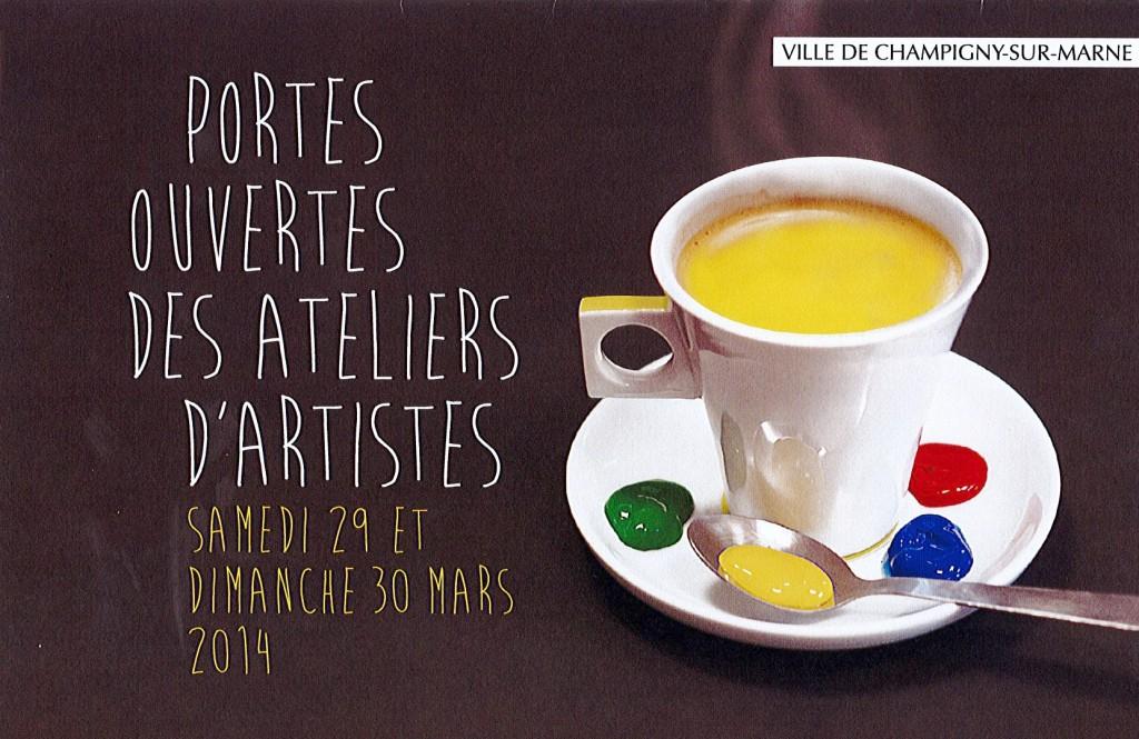 portes ouverts artistes 2014