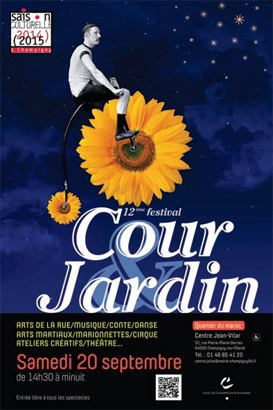 Cour & Jardin 2014