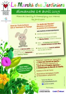 Le printemps des jardiniers @ Champigny sur Marne