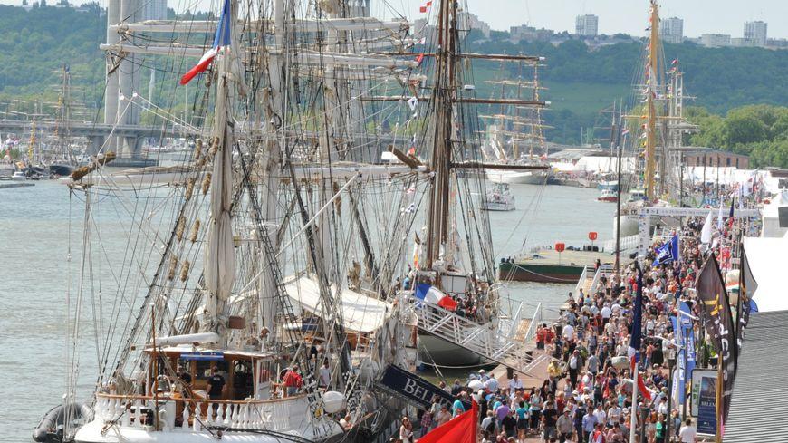 L'Armada à Rouen @ Rouen