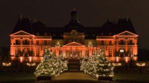 Un Noel a Vaux le Vicomte @ Vaux le Vicomte