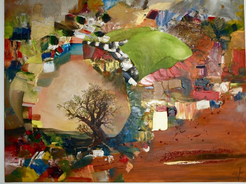 Peinture – tableau 3 – Eric Lecerf