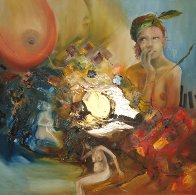 Peinture – tableau1 – Eric Lecerf
