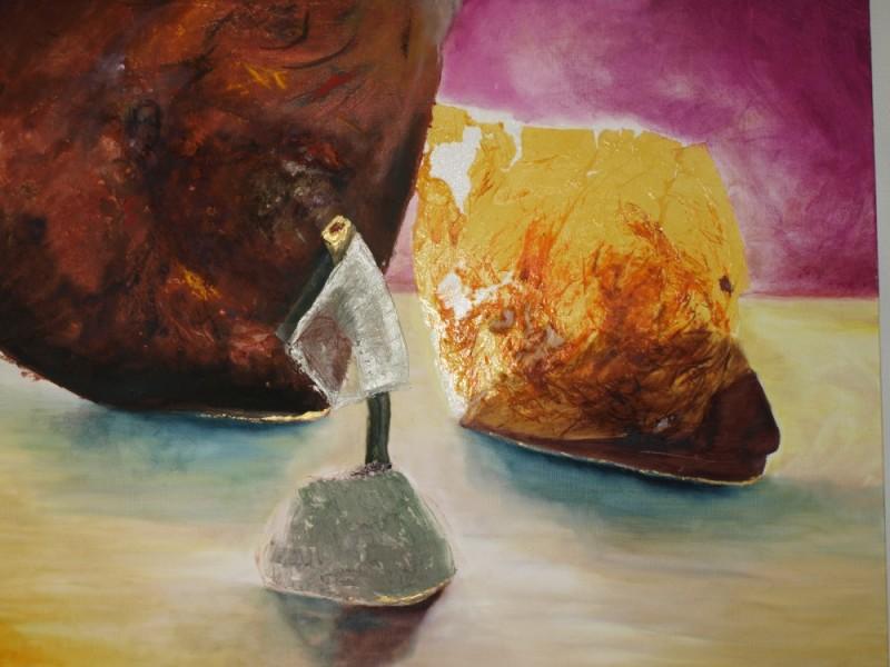 Peinture tableau 2 – Eric Lecerf